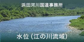 水位(江の川流域)