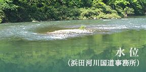 江の川水位